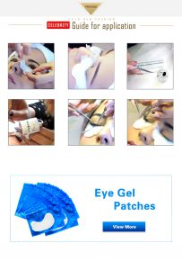 Individual Eyelash Extensions-guide for application